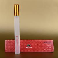 Мужская мини парфюмерия в треугольнике L.12.12. Red Lacoste 15 ml ALK