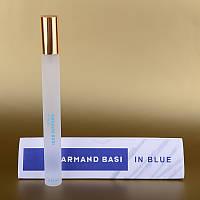 Мужской мини парфюм Armand Basi in Blue 15 ml в треугольнике ALK