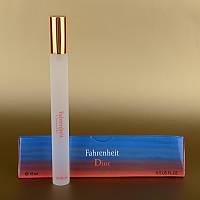 Мужской мини парфюм Dior Fahrenheit 15 ml в треугольнике ALK