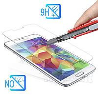 Защитное стекло для экрана Samsung Galaxy S5 G900 твердость 9H, 2.5D (tempered glass)