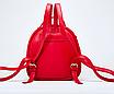 Рюкзак женский кожаный Forever Young Красный, фото 3
