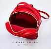 Рюкзак женский кожаный Forever Young Красный, фото 2