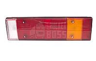 Фонарь задний на прицеп универсальный 0030 CARMOS, с подсветкой номера Правая сторона