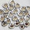 Клеевой декор Сердце, 10 мм (10 шт)