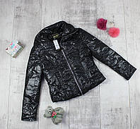 Курточка дитяча демежсезоная для дівчинки Рокі, фото 1