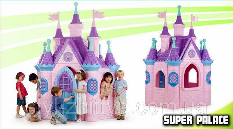 Feber SUPERPALACIO. Великий дитячий будиночок для Принцес