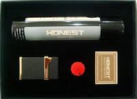 Подарочный набор Honest Зажигалка, баллон газа, кремни 2672