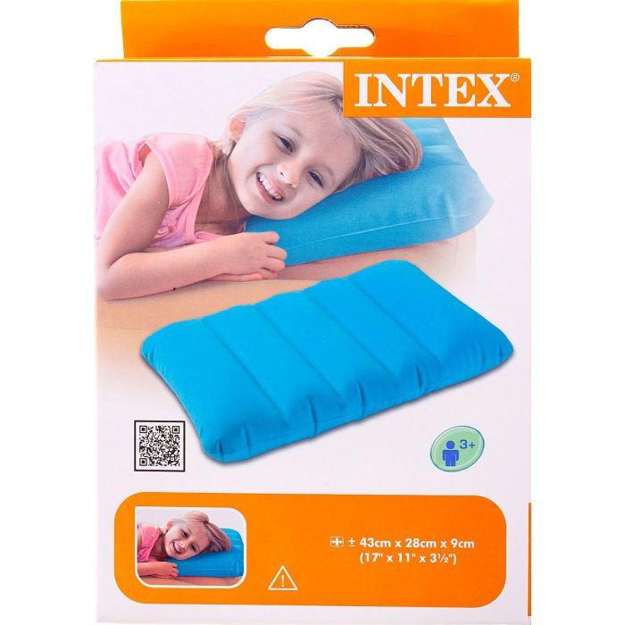 Детская надувная подушка Intex 68676 (28х43х9см)