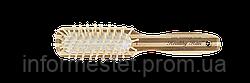 Щітка масажна бамбукова Olivia Garden Healthy Hair Small Rect Ionic Massage, OGBHH2
