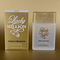 Женская парфюмерия Paco Rabanne Lady Million пробник 45 мл (сигаретная пачка) ASL