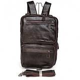 Cумка-рюкзак  7014Q-2, фото 5