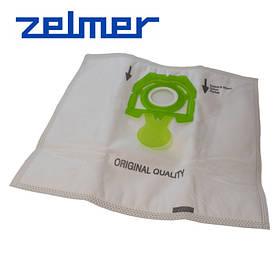 Набор мешков (4шт) для пылесоса Zelmer (микроволокно) 49.4100