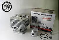 Цилиндр с поршнем Stihl FS 200, FS 200 R  (41340201212, 41340302010) d=38 мм, для мотокос Штиль ФС, фото 1