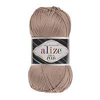 Alize Diva Plus беж № 05