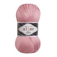 Alize Diva Plus светло-розовый № 32