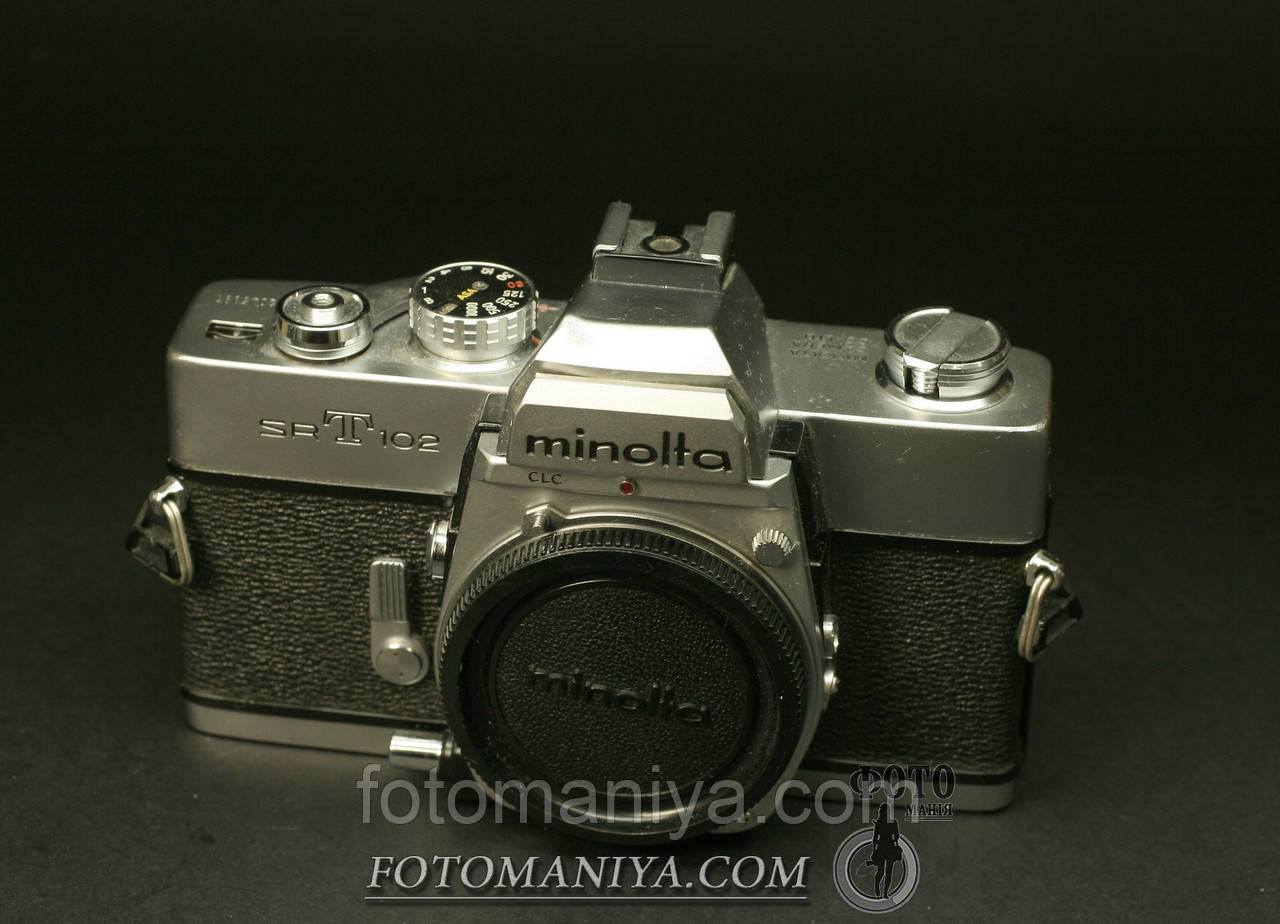 Minolta srT102 body