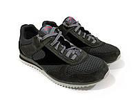 Кросівки чоловічі замшеві демісезонні сірі 45 розмір Мида 110567-347 6f3a4035cdac3
