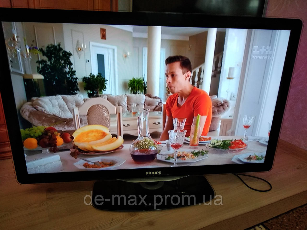 Телевизор 40 дюймов Philips 40PFL8605H Smart TV 200Гц Active 3D
