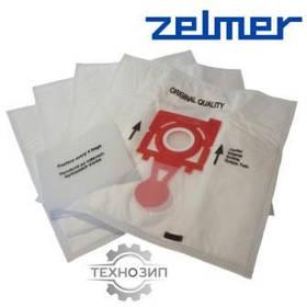 Набор мешков (4шт) для пылесоса Zelmer (микроволокно) 49.4200