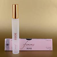 Женская туалетная вода Hugo Boss Femme в ручке 35 мл (треугольник) ALK
