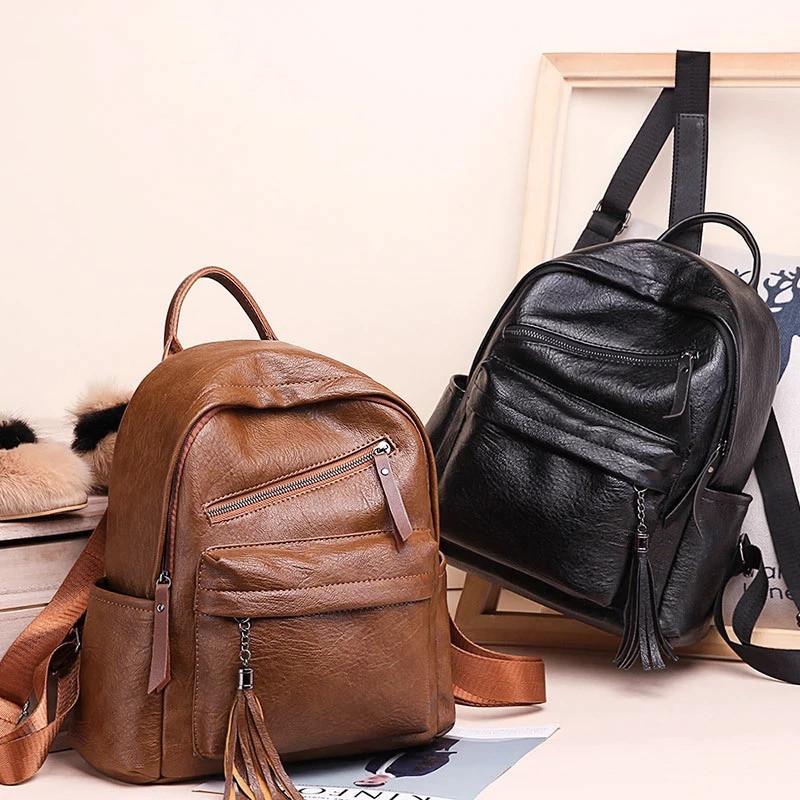 Женский рюкзак, городской стиль Калифорния