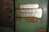 Токарно-револьверный автомат прутковый GILDEMEISTER R.T.V. 50, фото 3