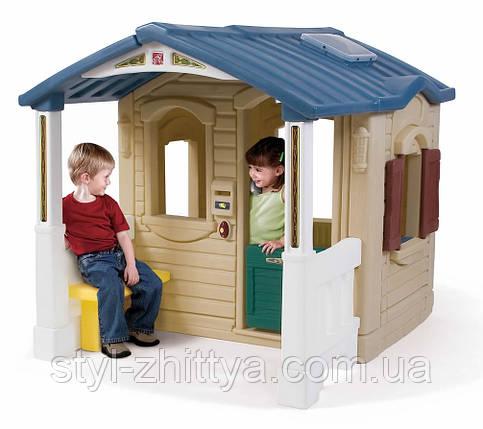 Дитячий будиночок з верандою Step 2, фото 2