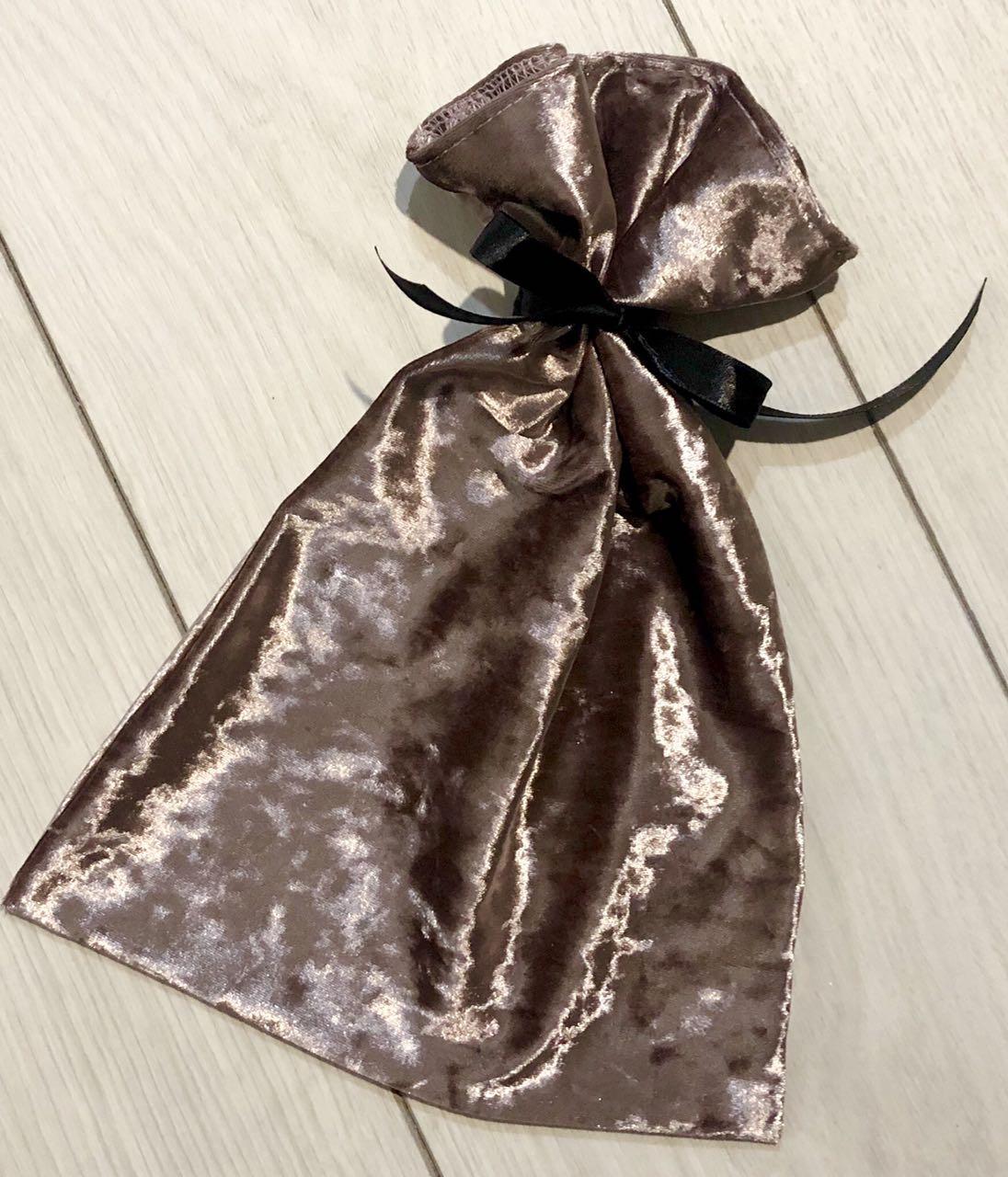 Сумочка для упаковки и хранения пижам, нижнего белья.