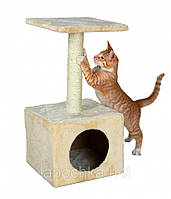 Когтеточка Trixie Zamora Scratching Post для кошек , 31 х 31 х 61 см