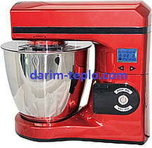 Akita jp Itpasta Mixer Professional AKJP-1500 red планетарный миксер - тестомес на 7 литров
