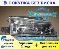 Фара правая механическая  Нексия 08 (TEMPEST) DAEWOO Nexia 08 020 0142 R4C