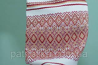 Вышиванка женская с поясом | Вишиванка жіноча з поясом, фото 2