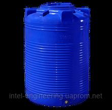 Ёмкость полиэтиленовая вертикальная двухслойная 500 л