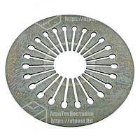 Пружина нажимная 182.1601115 лепестковой корзины сцепления ЯМЗ (ЯМЗ-181, ЯМЗ-182, ЯМЗ-183)