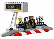 Конструктор Bela 10946 Чемпионы скорости Porsche 911 RSR и 911 Turbo 3.0 (аналог Lego Speed Champions 75888), фото 2