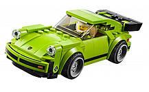 Конструктор Bela 10946 Чемпионы скорости Porsche 911 RSR и 911 Turbo 3.0 (аналог Lego Speed Champions 75888), фото 3