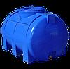 Ёмкость полиэтиленовая горизонтальная двухслойная 350 л