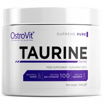 Амінокислота OstroVit Pure Taurine - 300 g, фото 2