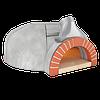 Model GR140 Valoriani. Печь для пиццы на дровах. Пиццы: 8 шт.