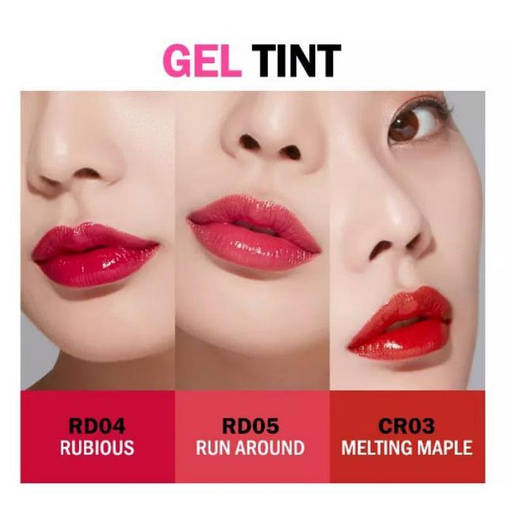 Тинт гелевый для губ A'PIEU Color Lip Stain (Gel Tint) (CR03/Melting Maple), оригинал, фото 2