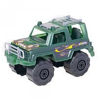 """Детская машинка """"Джип военный"""" МГ 152, 22, 5×11, 5×14см MaxGroup"""