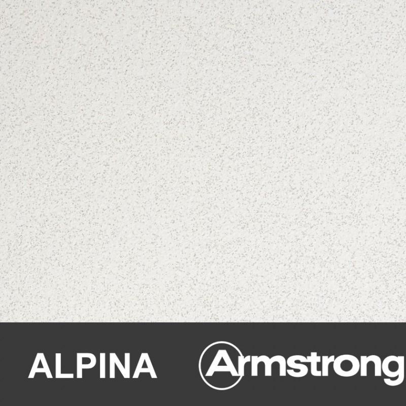 Плита потолочная Аrmstrong ALPINA Tegular 600*600*13mm