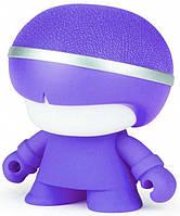 Акустика Xoopar - Mini Xboy (7,5 см, фіолетова, Bluetooth, моно)