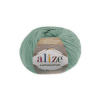 Alize Lanacoton водяная зелень № 15