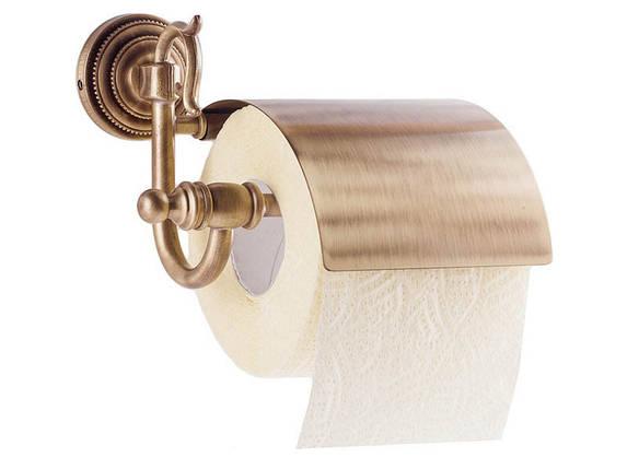 Держатель для туалетной бумаги KUGU Versace Antique 211A, фото 2
