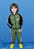 Детский модный спортивный костюм , фото 4