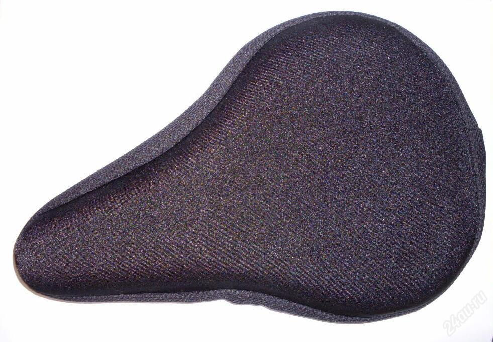 Чехол на седло DN SC-521-2 с гелем (260 х 180) плоский