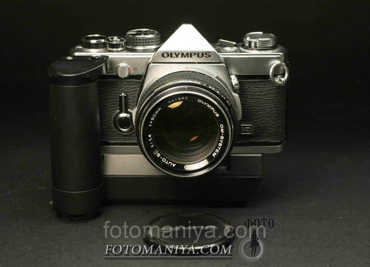 Olympus OM-2 + Olympus G.Zuiko 50mm f1,4 + Olympus Winder 2