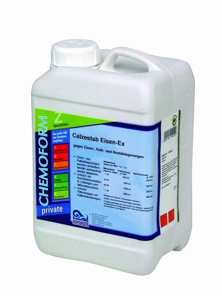 Засіб для запобігання утворенню нальоту кальцію Calzestab Eisenex Fresh Pool, 10л