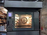 Печь конвекционная профессиональная двойная (5+5 противней)  Wiesheu Euromat B4 E2 IS 600 (Германия) , фото 9